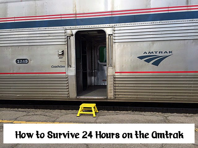 How to Survive 24 Hours on the Amtrak // Dreams, etc.