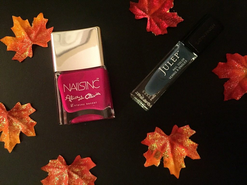 Two of my nail polish faves for Fall 2015. // dreams-etc.com