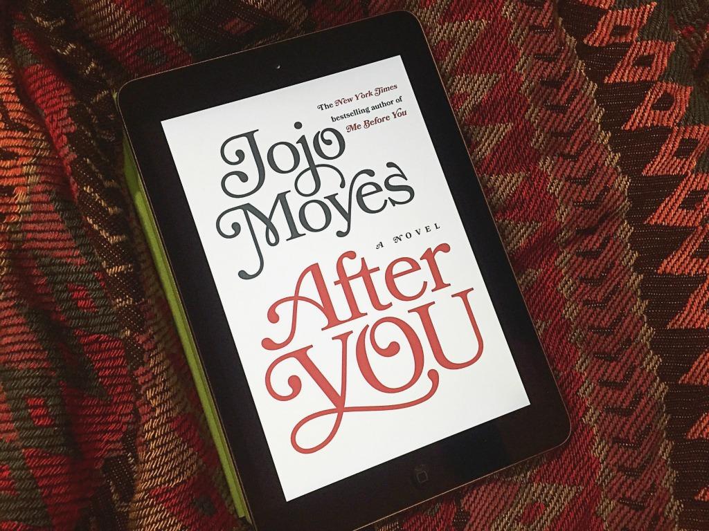 A reviw of After You by Jojo Moyes. // dreams-etc.com