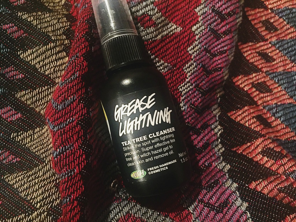 A new fave skincare product from Lush. // dreams-etc.com
