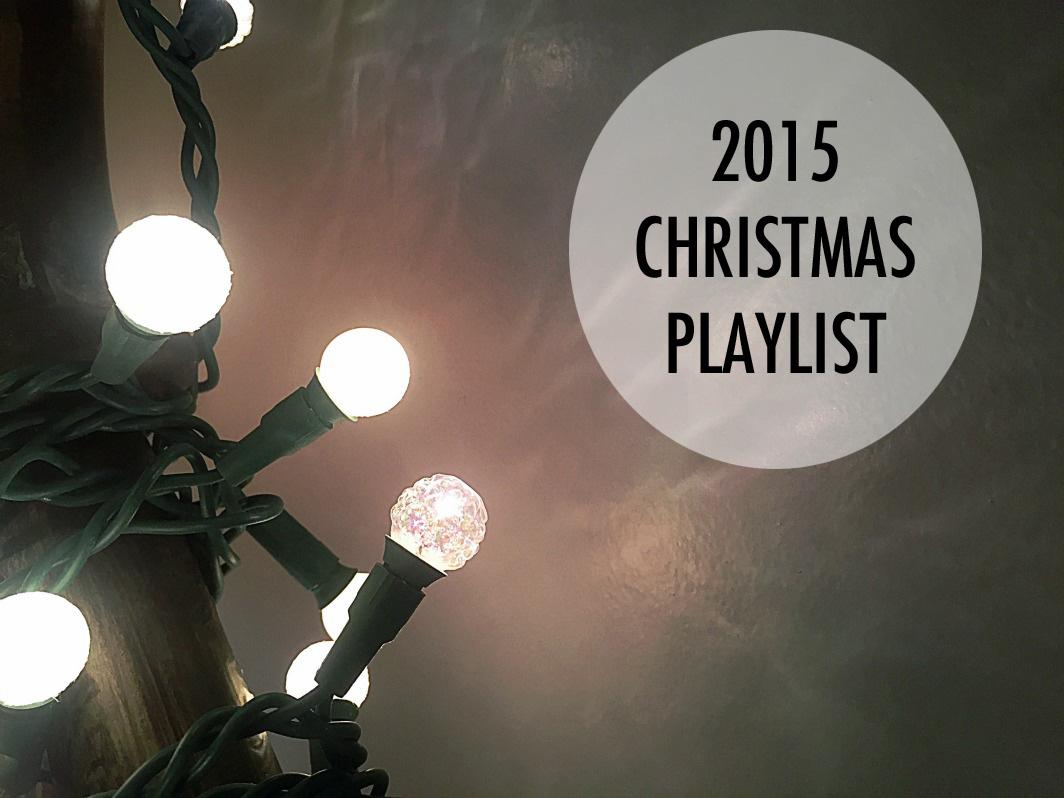 A festive Christmas playlist. // dreams-etc.com