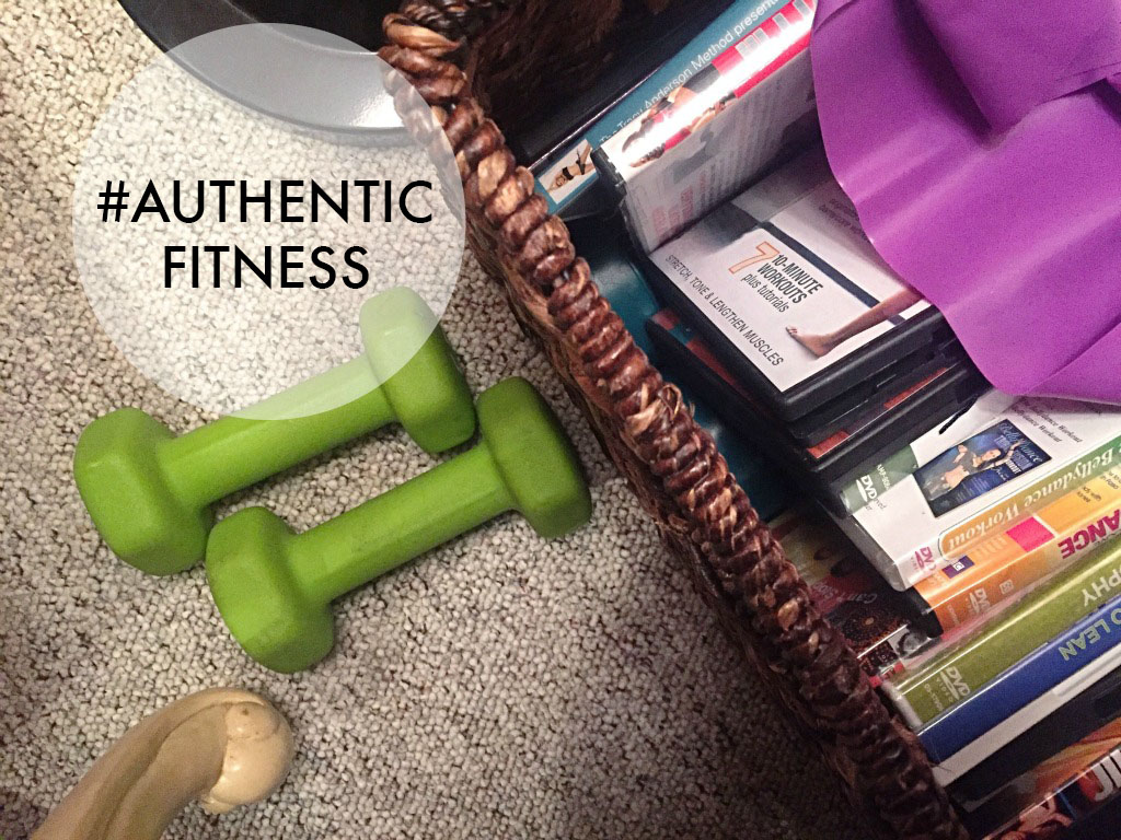 Looking for a place where you can be authentic in your health goals with other bloggers? Join #AuthenticFitness, a group for bloggers who are looking for motivation and support as they seek to workout more or eat healthier... or both! // dreams-etc.com