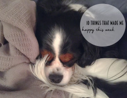 10 Things That Made Me Happy This Week