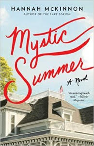 A review of Mystic Summer by Hannah McKinnon. // dreams-etc.com