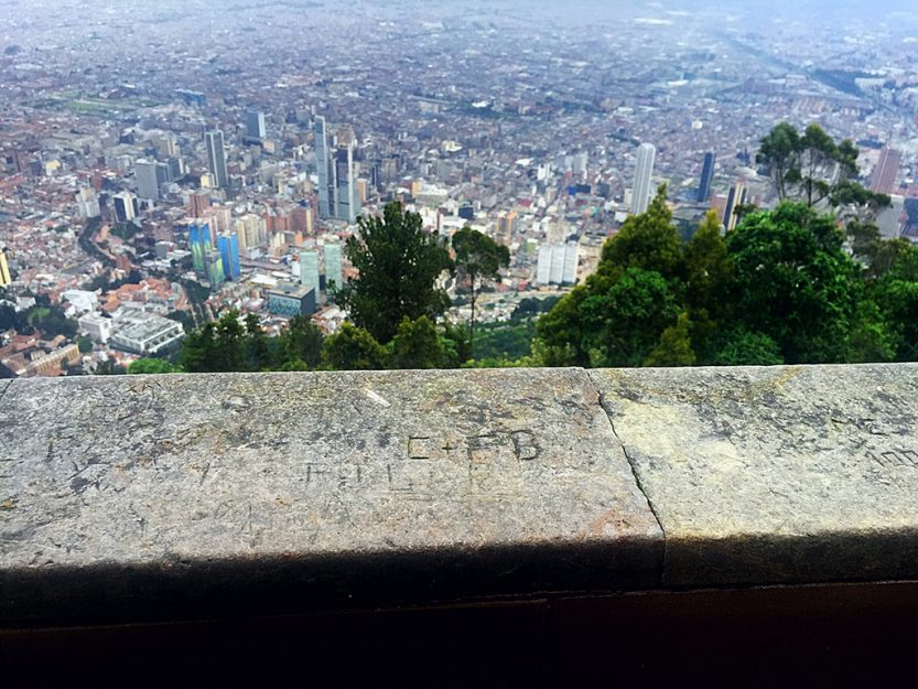 My first impressions when visiting Bogota, Colombia. // dreams-etc.com