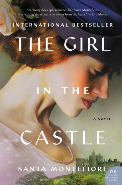 A review of The Girl in the Castle by Santa Montefiore. // dreams-etc.com