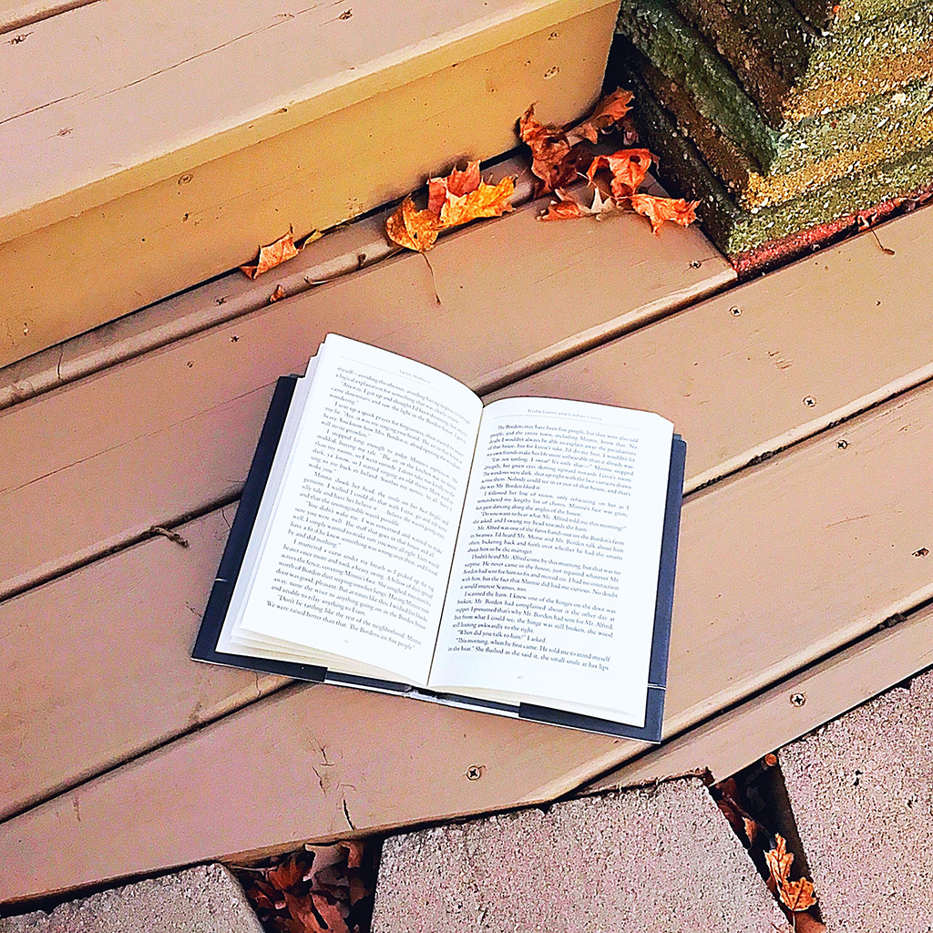 What I read in October, what I thought and how to know if the book is for you! // dreams-etc.com