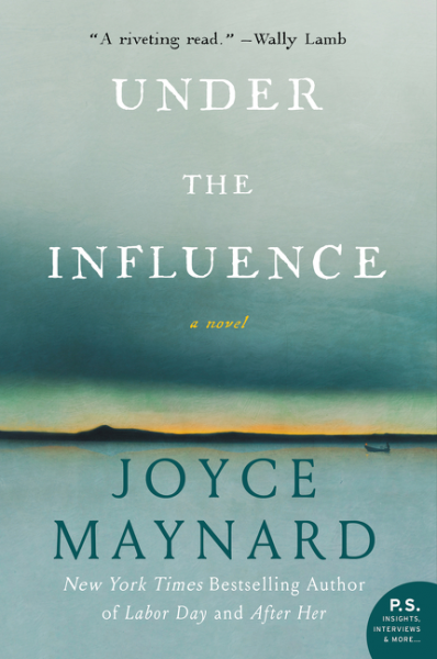 A review of Under the Influence by Joyce Maynard. // dreams-etc.com