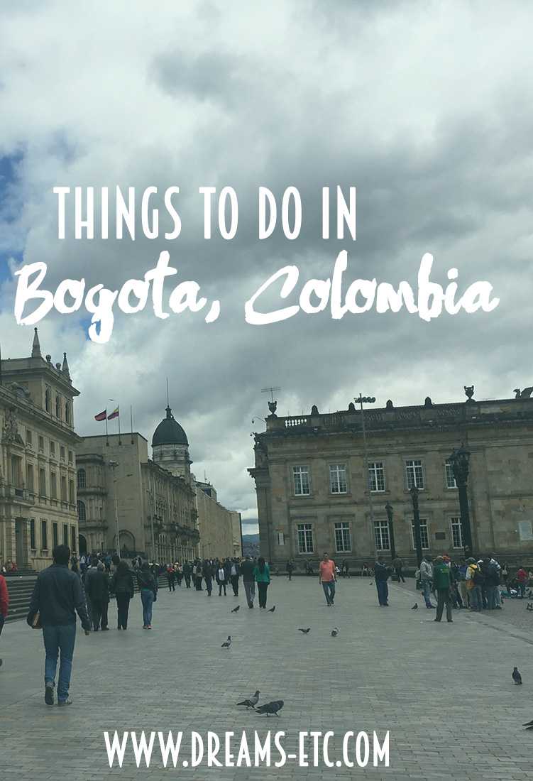 What I'd like to do in a return trip to Colombia. // dreams-etc.com