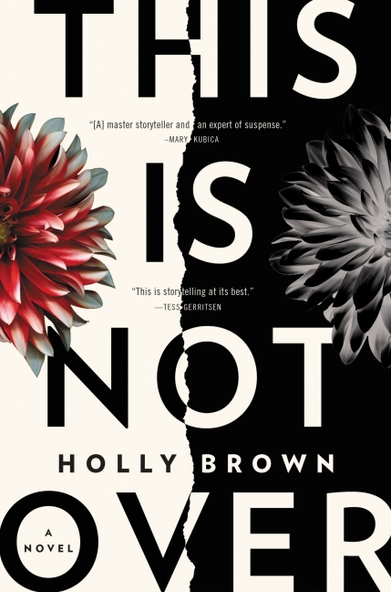A review of This Is Not Over by Holly Brown. // dreams-etc.com