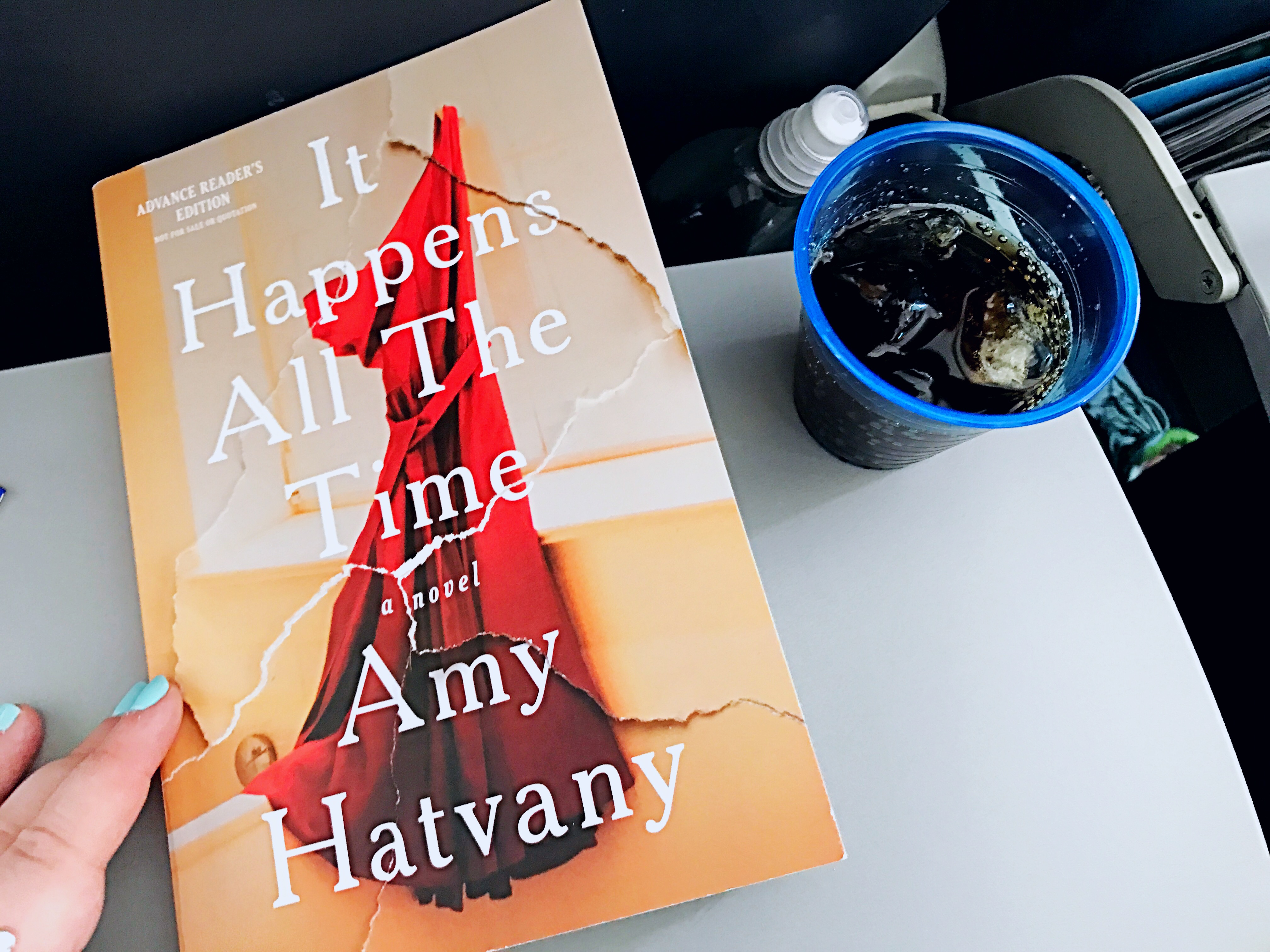 A review of It Happens All the Time by Amy Hatvany and three reasons you should read it. // Dreams, etc.