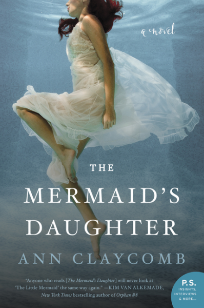 A review of The Mermaid's Daughter by Ann Claycomb. // dreams-etc.com