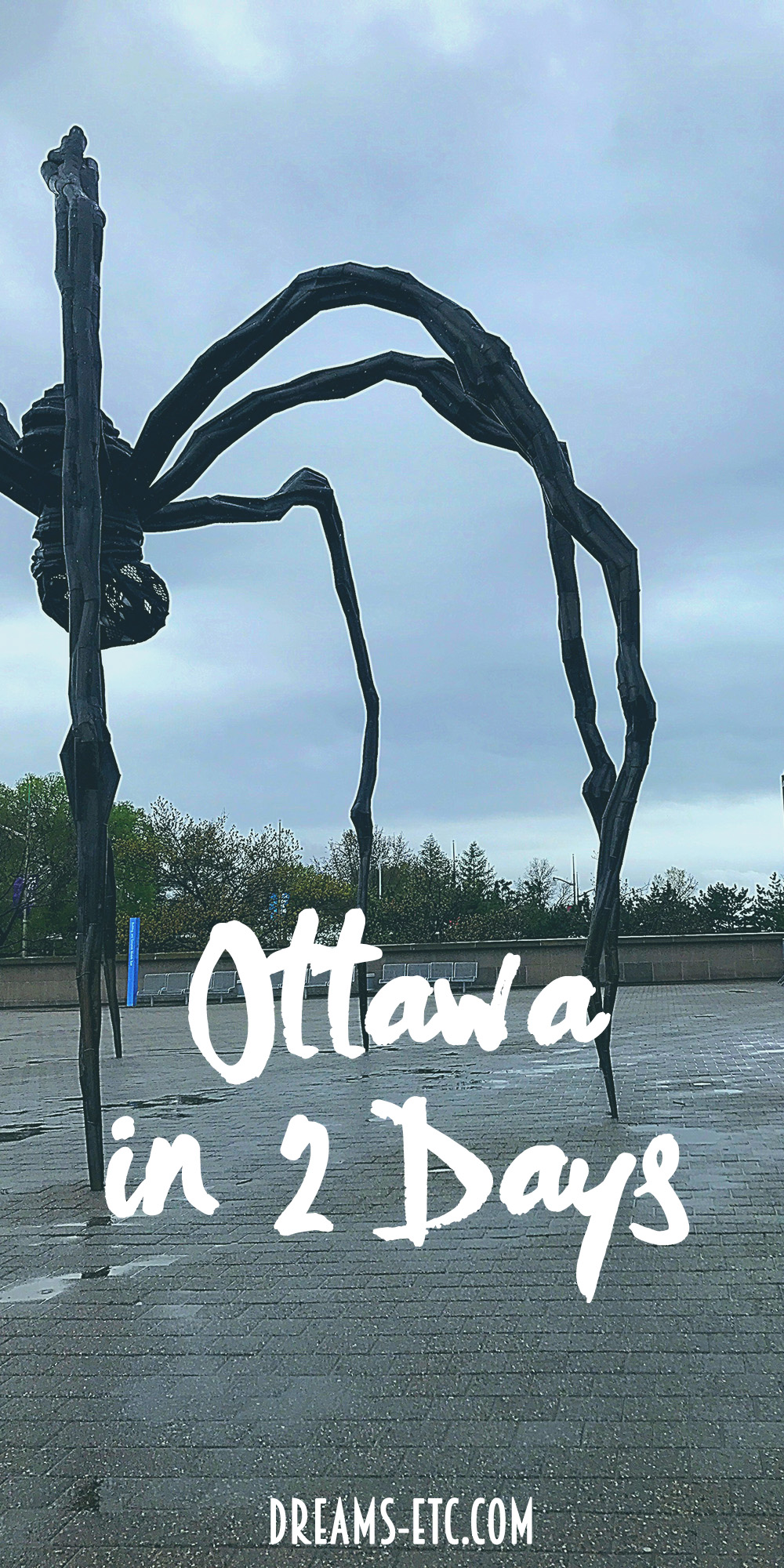 The Perfect Itinerary for Your Two Day Visit to Ottawa // Dreams, etc.