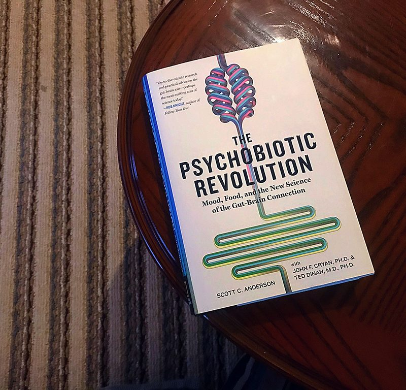 A review of The Psychobiotic Revolution by Scott C. Anderson. // dreams-etc.com